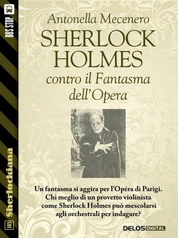 Sherlock Holmes contro il Fantasma dell'Opera (copertina)