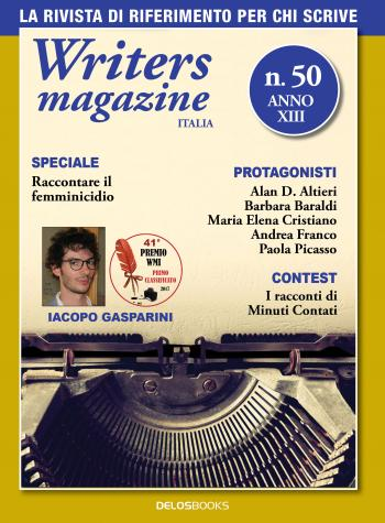Writers Magazine Italia 50 (copertina)
