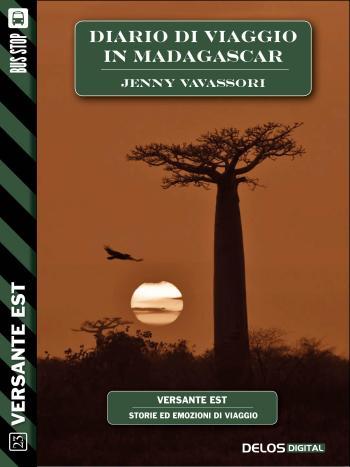 Diario di viaggio in Madagascar (copertina)