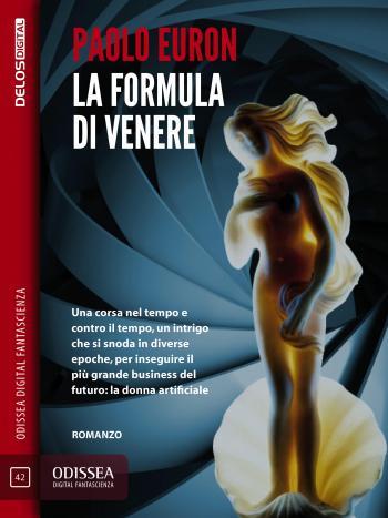 La formula di Venere (copertina)