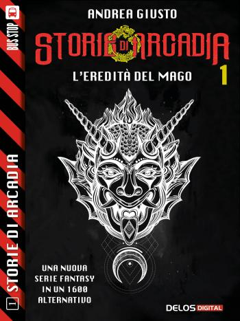 L'eredità del mago (copertina)