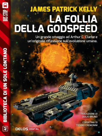 La follia della Godspeed (copertina)