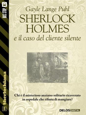 Sherlock Holmes e il caso del cliente silente (copertina)