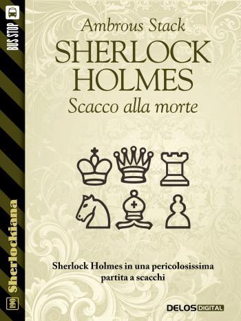 Sherlock Holmes Scacco alla morte (copertina)