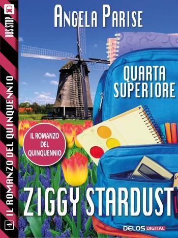 Il romanzo del quinquennio - Quarta superiore - Ziggy Stardust (copertina)
