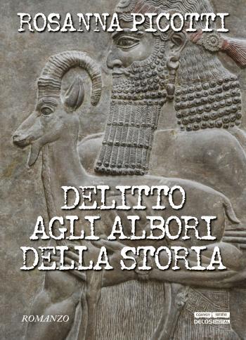Delitto agli albori della Storia (copertina)