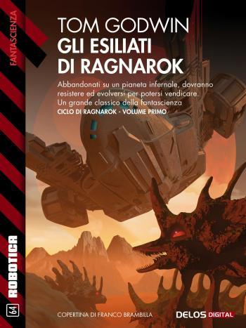 Gli esiliati di Ragnarok (copertina)