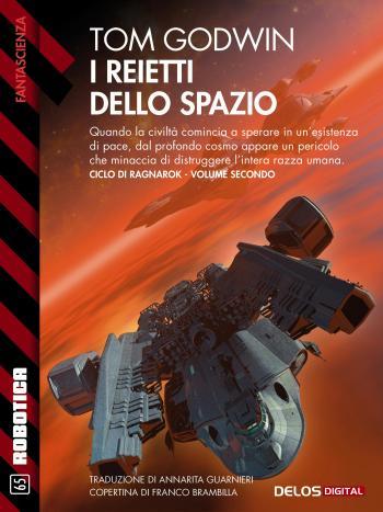 I reietti dello spazio (copertina)