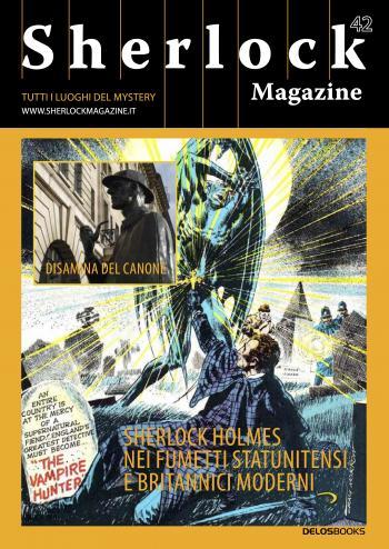 Sherlock Magazine 42 (copertina)