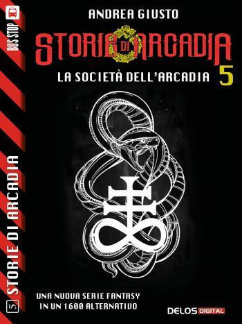 La Società dell'Arcadia (copertina)