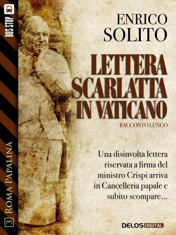 Lettera scarlatta in Vaticano (copertina)