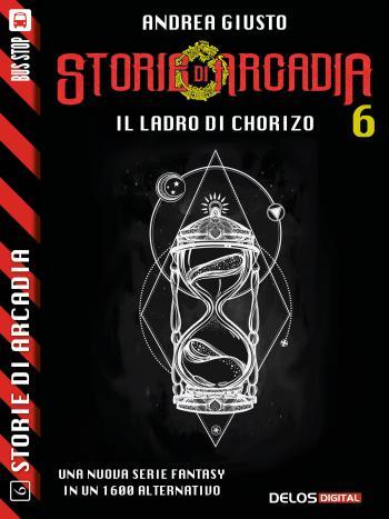 Il ladro di chorizo (copertina)