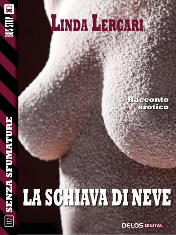 La schiava di neve (copertina)