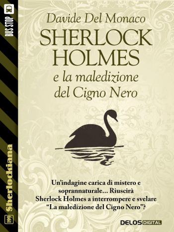 Sherlock Holmes e la maledizione del Cigno Nero (copertina)