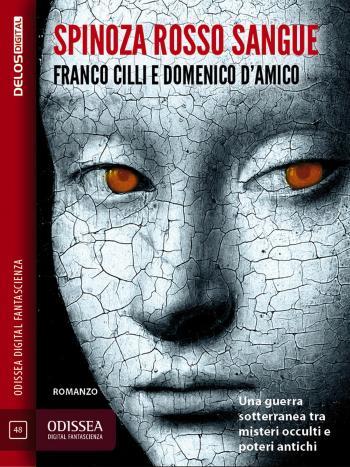 Spinoza rosso sangue (copertina)