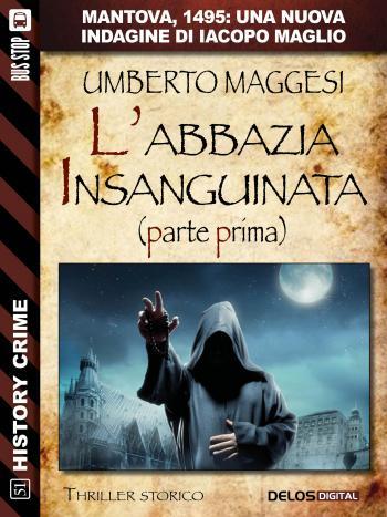 L'abbazia insanguinata - parte prima (copertina)