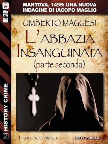 L'abbazia insanguinata - parte seconda (copertina)