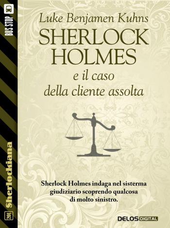 Sherlock Holmes e il caso della cliente assolta (copertina)