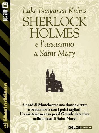 Sherlock Holmes e l'assassinio a Saint Mary (copertina)