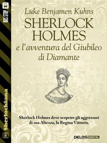 Sherlock Holmes e l'avventura del Giubileo di Diamante (copertina)