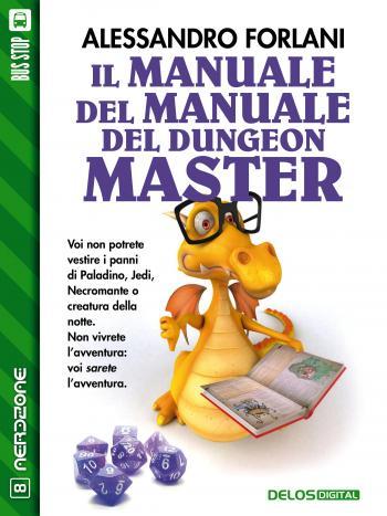 Il Manuale del Manuale del Dungeon Master (copertina)