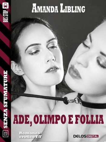 Ade, Olimpo e Follia (copertina)