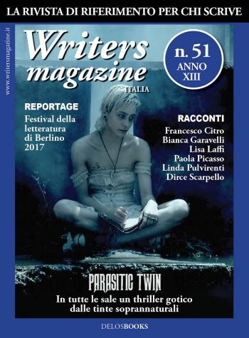 Writers Magazine Italia 51 (copertina)