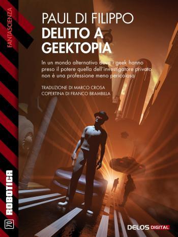 Delitto a Geektopia (copertina)