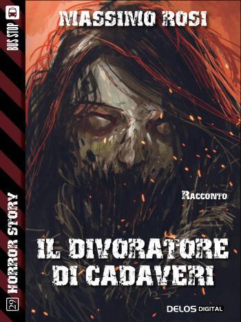 Il divoratore di cadaveri (copertina)