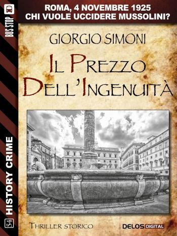 Il prezzo dell'ingenuità (copertina)