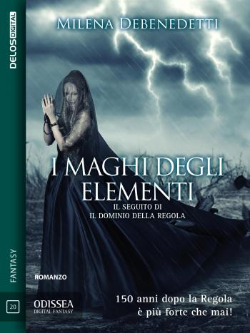 I maghi degli elementi (copertina)