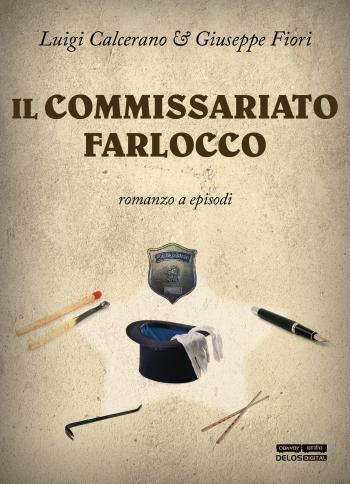 Il commissariato farlocco (copertina)