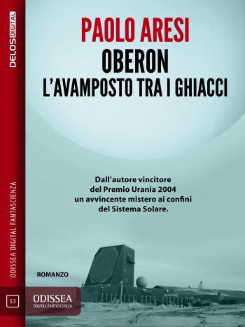 Oberon L'avamposto tra i ghiacci (copertina)