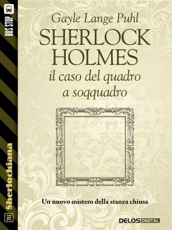 Sherlock Holmes e il caso del quadro a soqquadro (copertina)