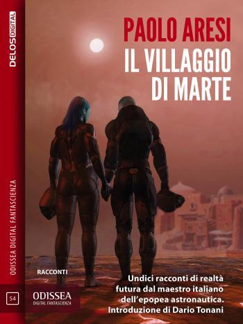 Il villaggio di Marte (copertina)
