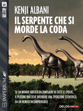 Il serpente che si morde la coda (copertina)