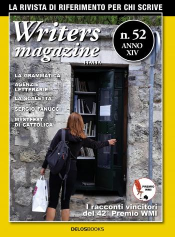Writers Magazine Italia 52 (copertina)