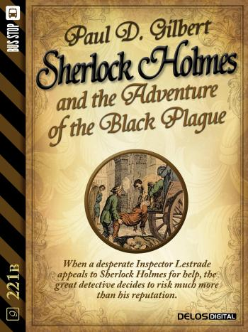 Sherlock Holmes and the Adventure of the Black Plague (copertina)