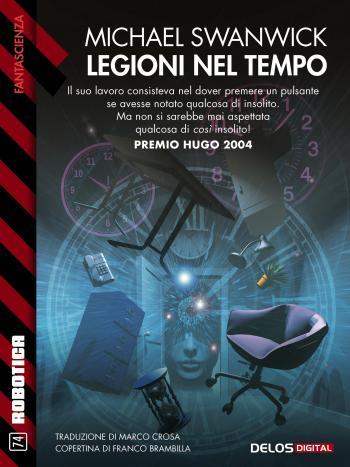 Legioni nel tempo (copertina)