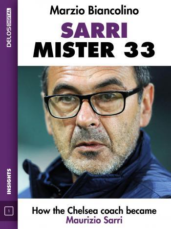 Sarri - Mister 33 (copertina)