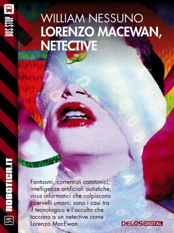 Lorenzo MacEwan, Netective (copertina)