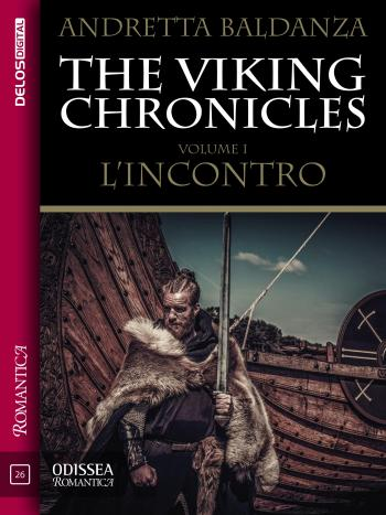 The Viking Chronicles 1 - L'incontro (copertina)