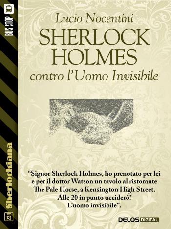 Sherlock Holmes contro l'uomo invisibile (copertina)
