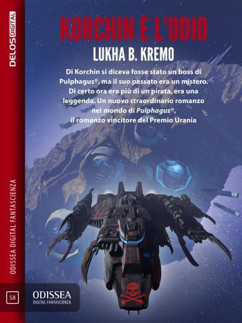 Korchin e l'odio (copertina)