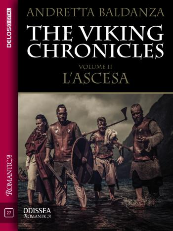 The Viking Chronicles 2 - L'ascesa (copertina)