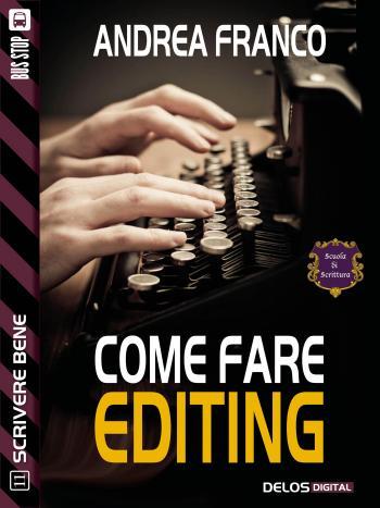 Come fare editing (copertina)
