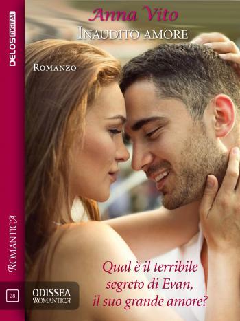 Inaudito amore (copertina)