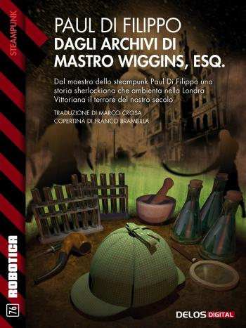 Dagli archivi di mastro Wiggins, Esq. (copertina)