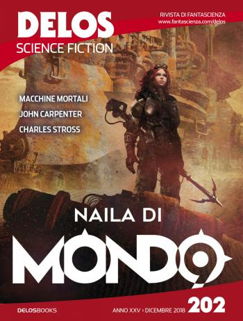 Delos Science Fiction 202 (copertina)