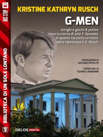G-Men (copertina)